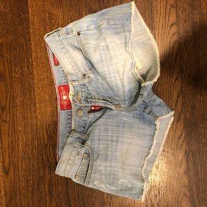 Lucky Brand shorts!